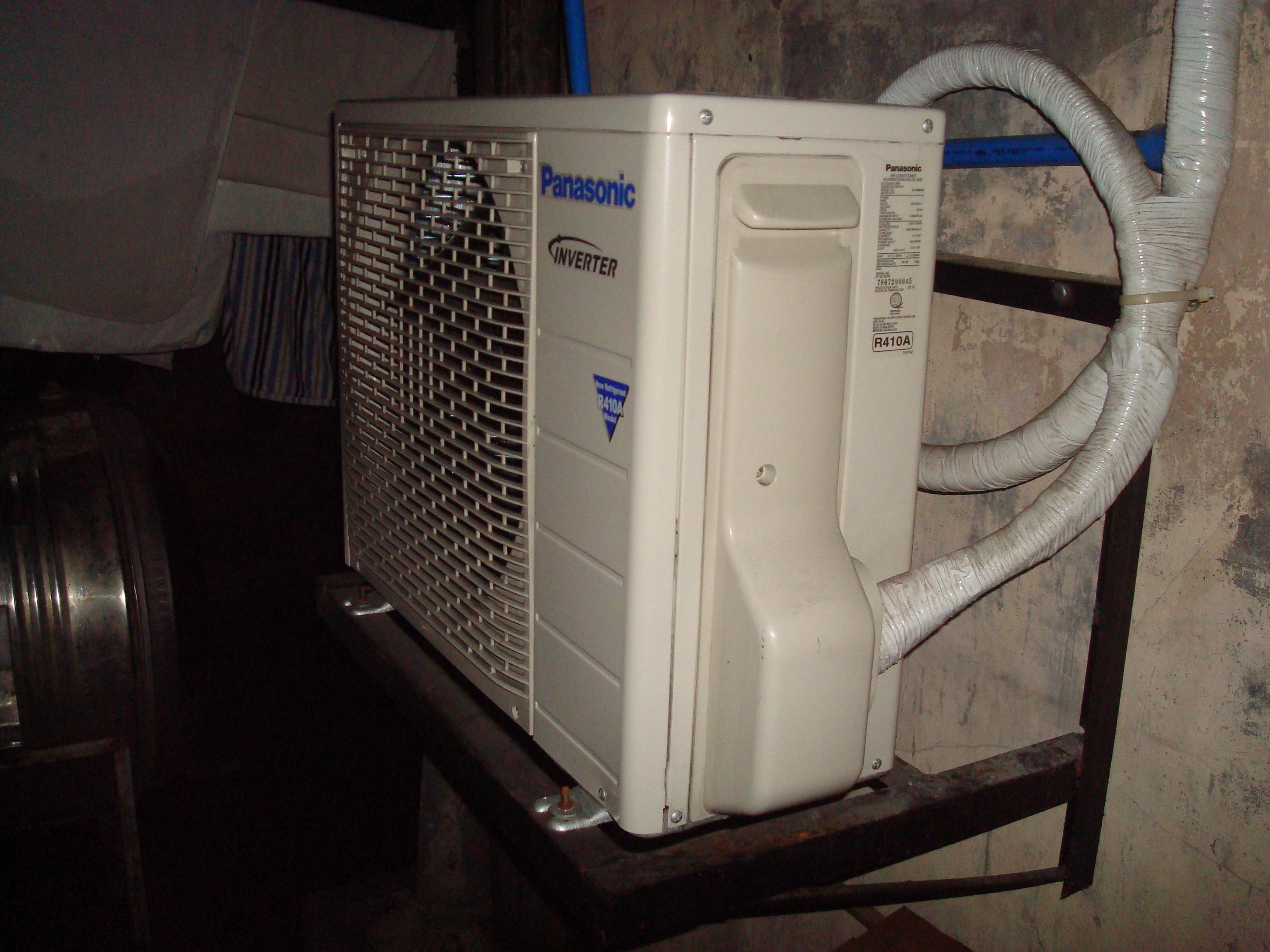 Panasonic Split-Type 1 hp (Inverter model) – Derdo's Weblog